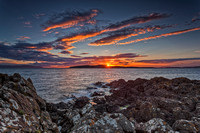 Portencross Sunset (2)