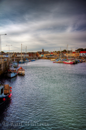 Anstruther Harbour (2)